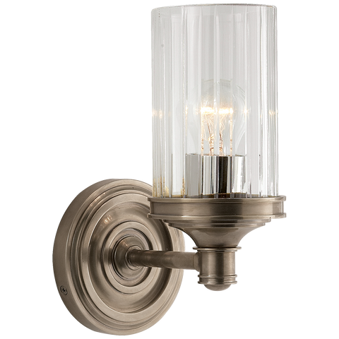 Ava Single Sconce by Alexa Hampton