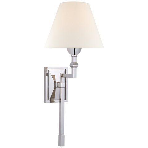 Jane Medium Single Tail Sconce by Alexa Hampton