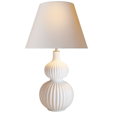 Lucille Table Lamp by Alexa Hampton