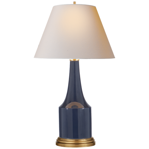 Sawyer Table Lamp by Alexa Hampton