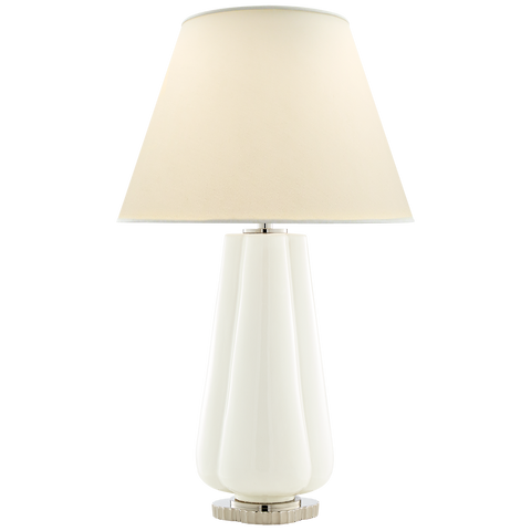 Penelope Table Lamp by Alexa Hampton