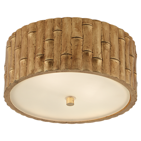 Frank Small Flush Mount by Alexa Hampton