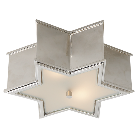 Sophia Small Flush Mount by Alexa Hampton