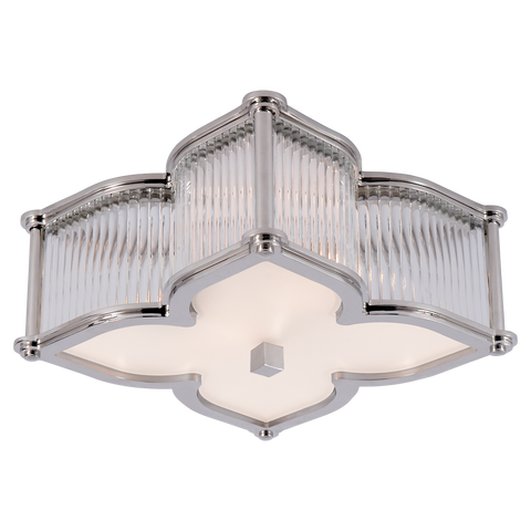 Lana Small Flush Mount by Alexa Hampton