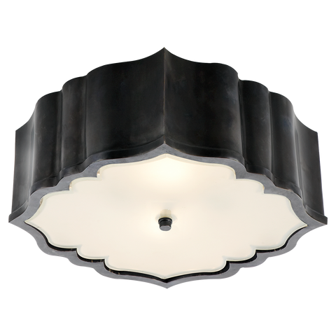 Balthazar Flush Mount by Alexa Hampton