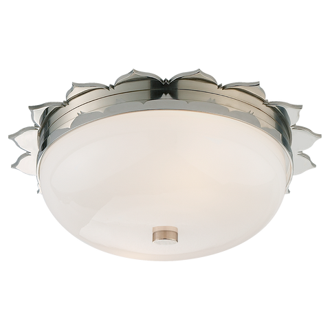 Rachel Small Flush Mount by Alexa Hampton