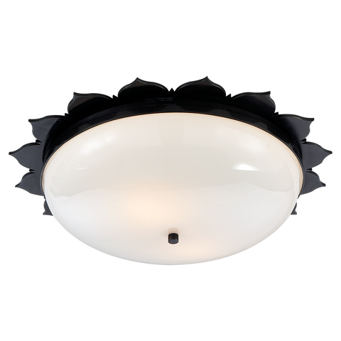Rachel Large Flush Mount by Alexa Hampton