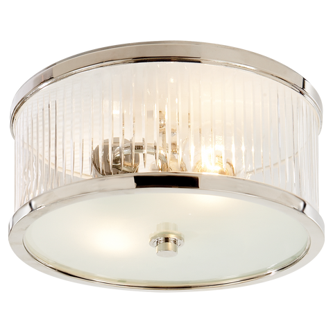 Randolph Small Flush Mount by Alexa Hampton