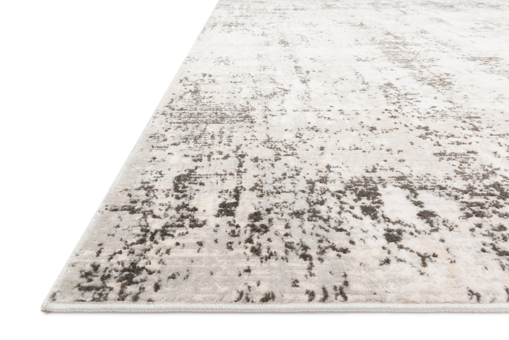 Alchemy Rug in Silver / Graphite by Loloi II