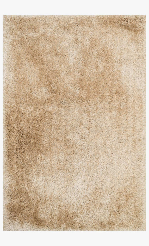 Allure Shag Rug in Beige design by Loloi