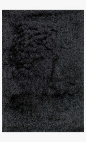 Allure Shag Rug in Graphite design by Loloi