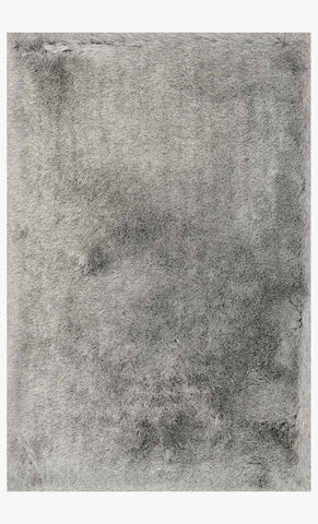 Allure Shag Rug in Platinum design by Loloi