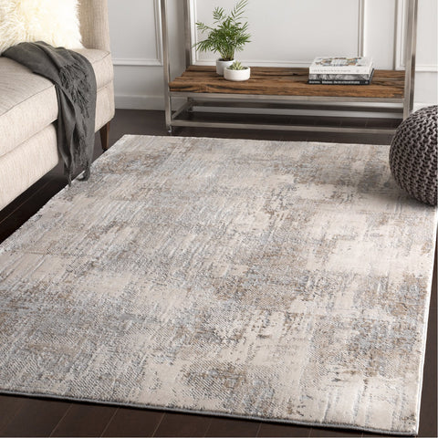 Alpine ALP-2304 Rug in Gray & Ivory by Surya