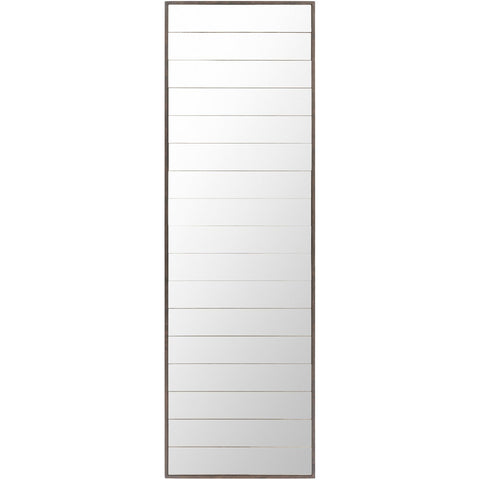 Albert ALT-001 Rectangular Mirror in Rust by Surya