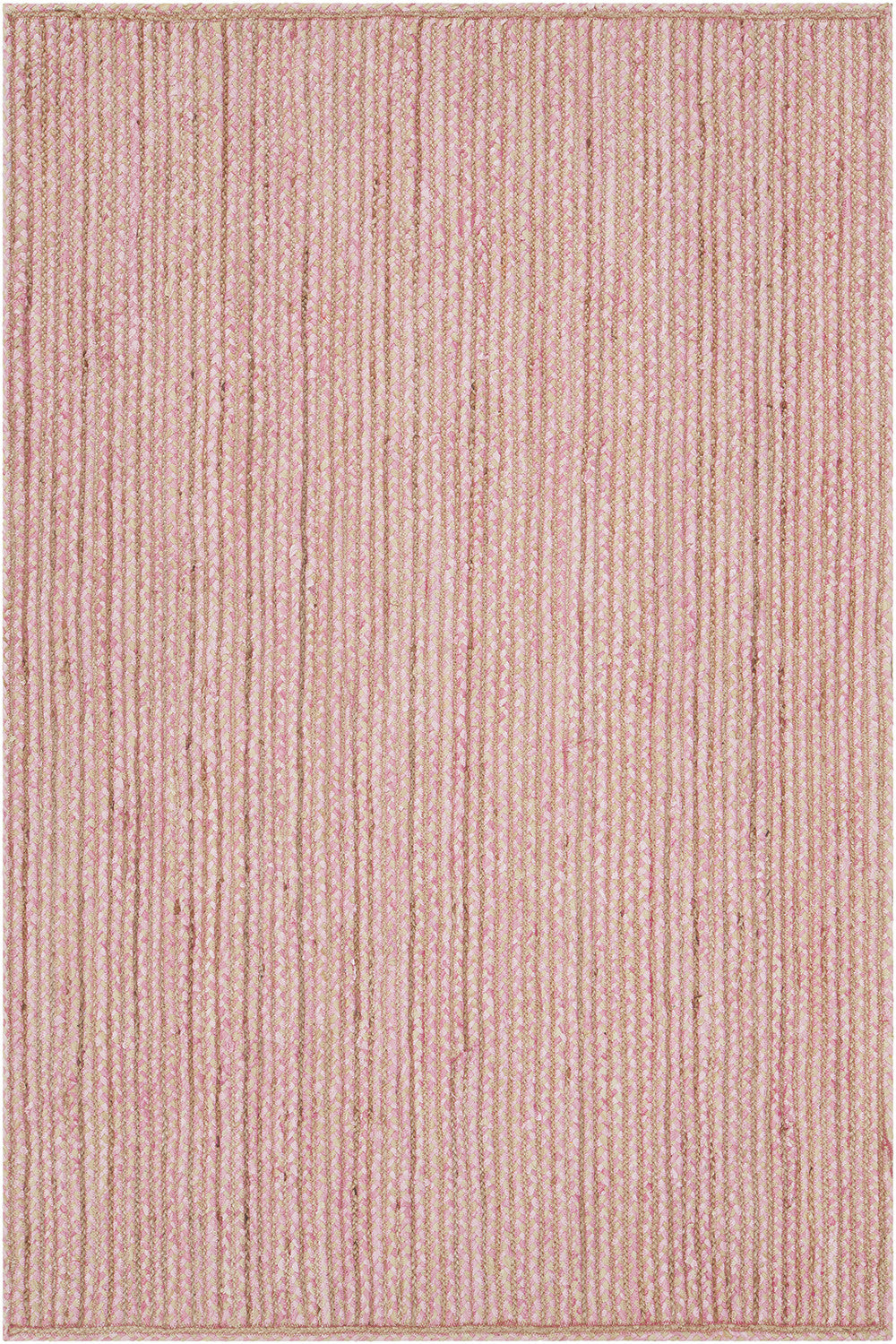 Alyssa Collection Hand Woven Area Rug In Pink U0026 Natural Design By Chandra  Rugs