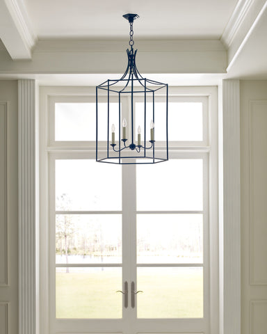 Bantry House Large Lantern by AH By Alexa Hampton
