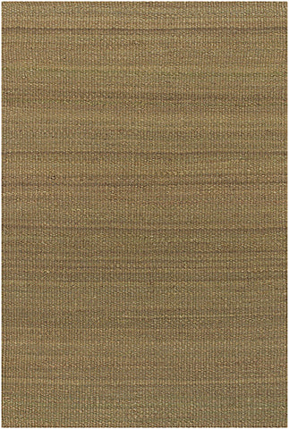 Amela Collection Hand-Woven Area Rug in Green design by Chandra rugs