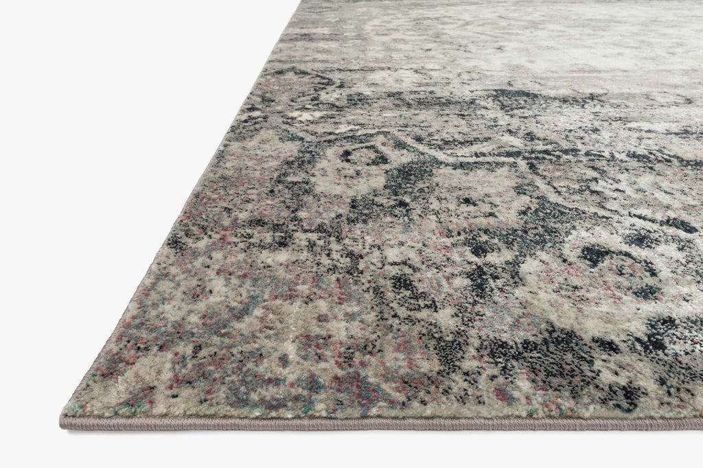 Anastasia Rug in Ink & Ivory design by Loloi