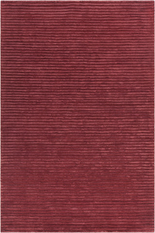 Angelo Collection Hand-Tufted Area Rug in Red