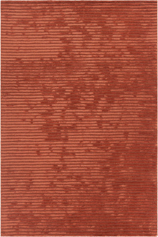 Angelo Collection Hand-Tufted Area Rug in Orange