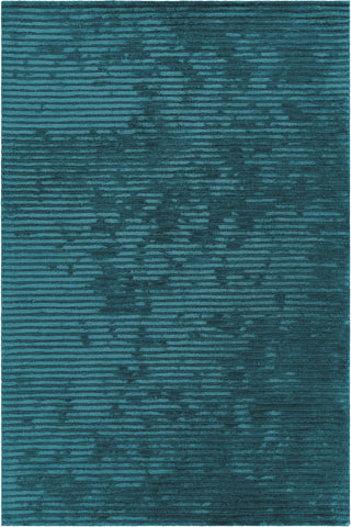 Angelo Collection Hand-Tufted Area Rug in Blue