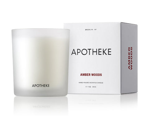 Amber Woods Signature Candle