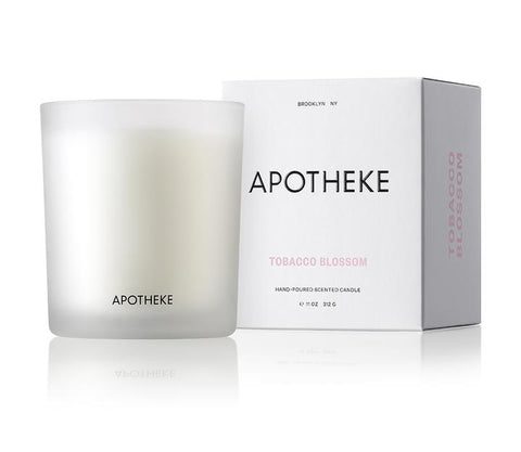 Tobacco Blossom Signature Candle design by Apotheke