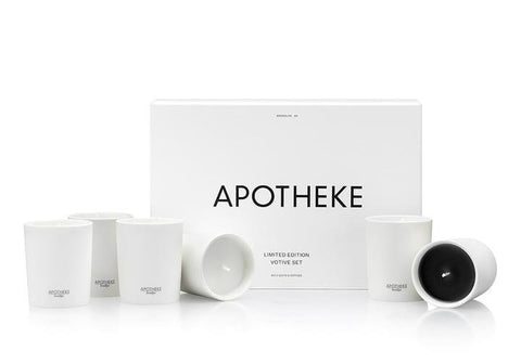 Votive Set design by Apotheke