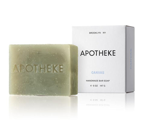 Canvas Bar Soap design by Apotheke