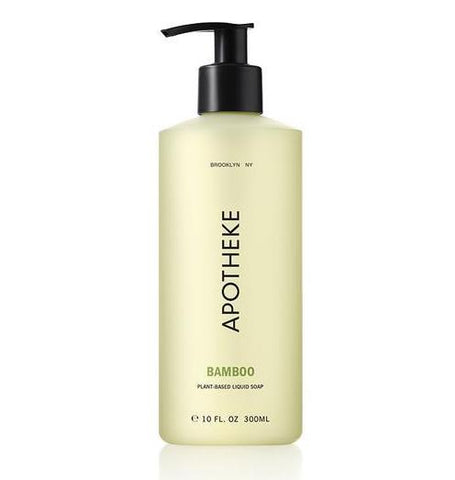 Bamboo Liquid Soap design by Apotheke