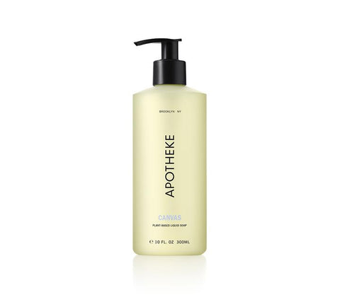 Canvas Liquid Soap design by Apotheke