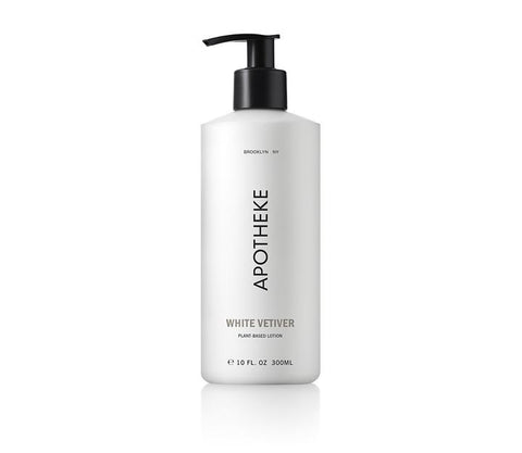 White Vetiver Lotion design by Apotheke