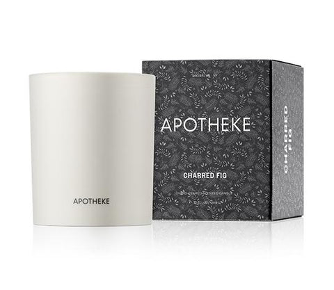 Charred Fig Candle design by Apotheke