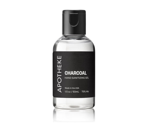 Charcoal Hand Sanitizer
