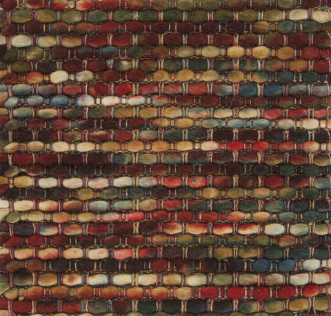 Argos Collection Hand-Woven Area Rug in Red & Multi Color design by Chandra rugs