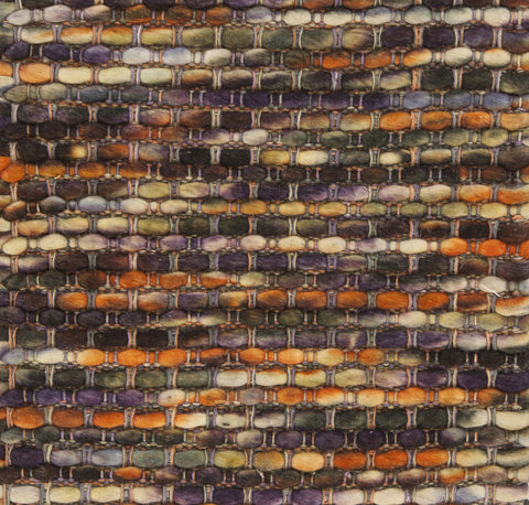 Argos Collection Hand-Woven Area Rug in Orange & Multi Color design by Chandra rugs