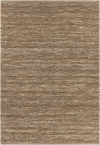 Arlene Collection Hand-Woven Area Rug in Natural