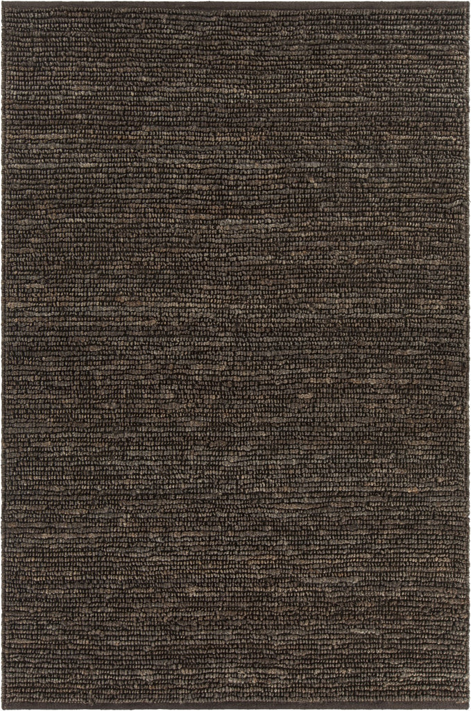 Arlene Collection Hand-Woven Area Rug in Brown