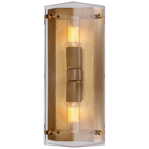 Clayton Wall Sconce by AERIN