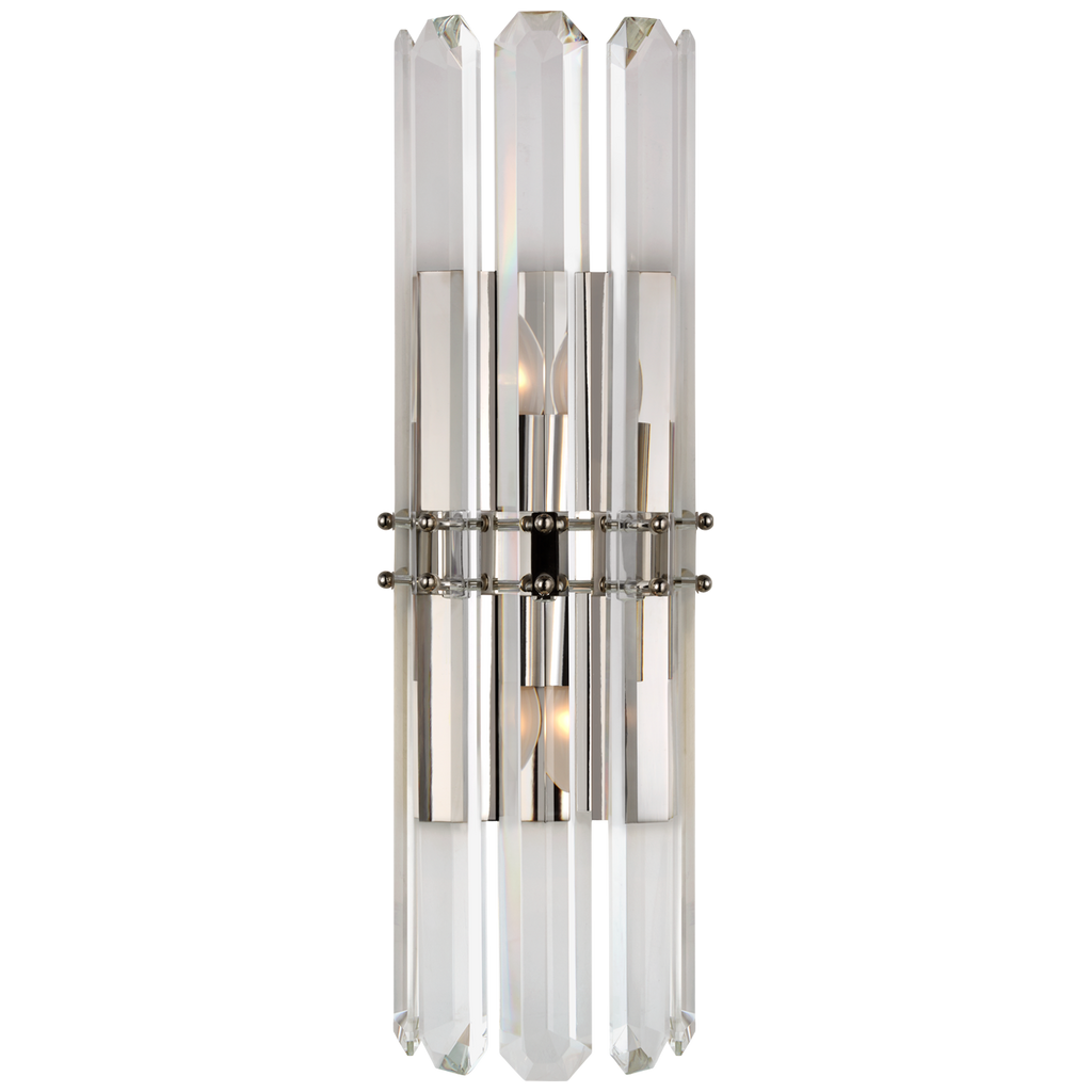 Bonnington Tall Sconce by AERIN