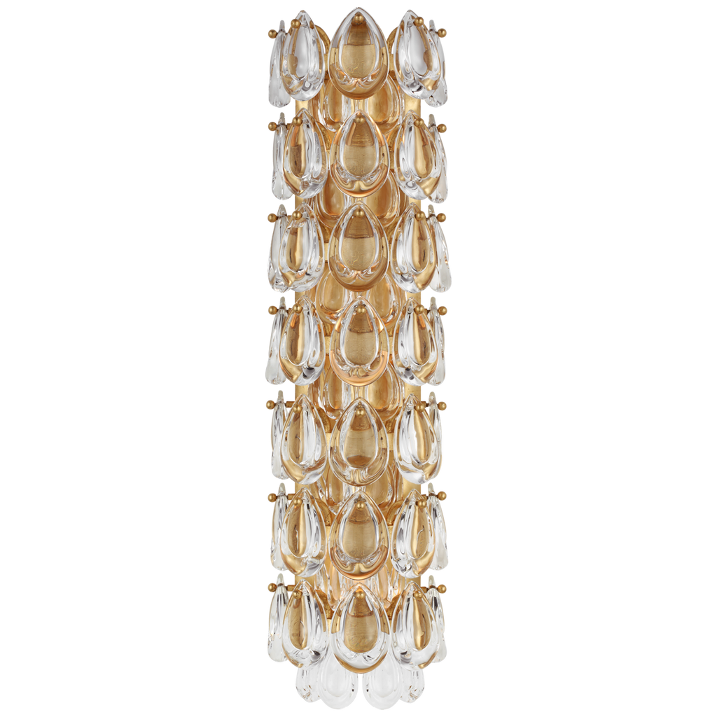 "Liscia 22"" Sconce by AERIN"