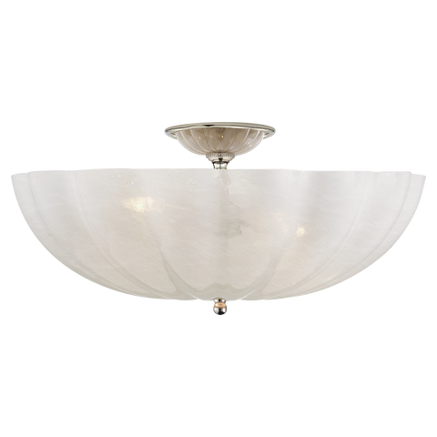Rosehill Large Semi-Flush Mount by AERIN