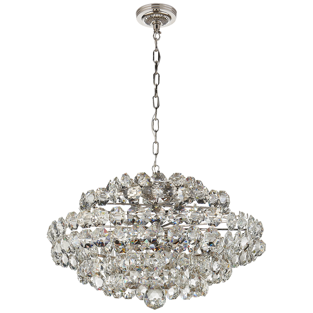 Sanger Small Chandelier by AERIN