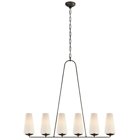 Fontaine Linear Chandelier by AERIN