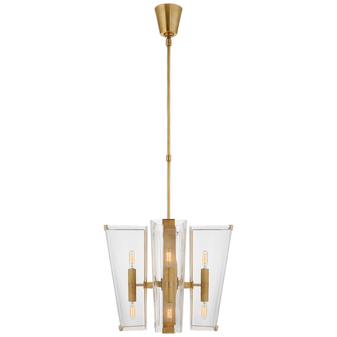 Alpine Small Chandelier by AERIN
