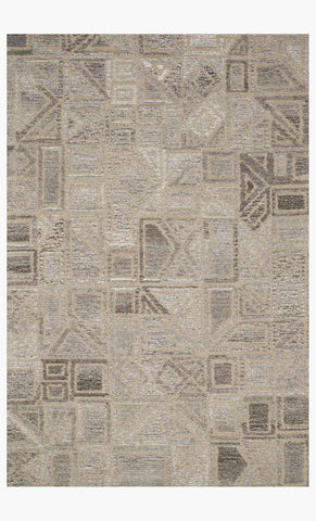 Artesia Rug in Natural & Natural by ED Ellen DeGeneres Crafted by Loloi