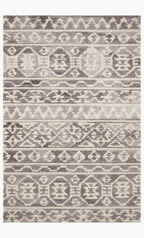Artesia Rug in Stone & Ivory design by Ellen DeGeneres for Loloi