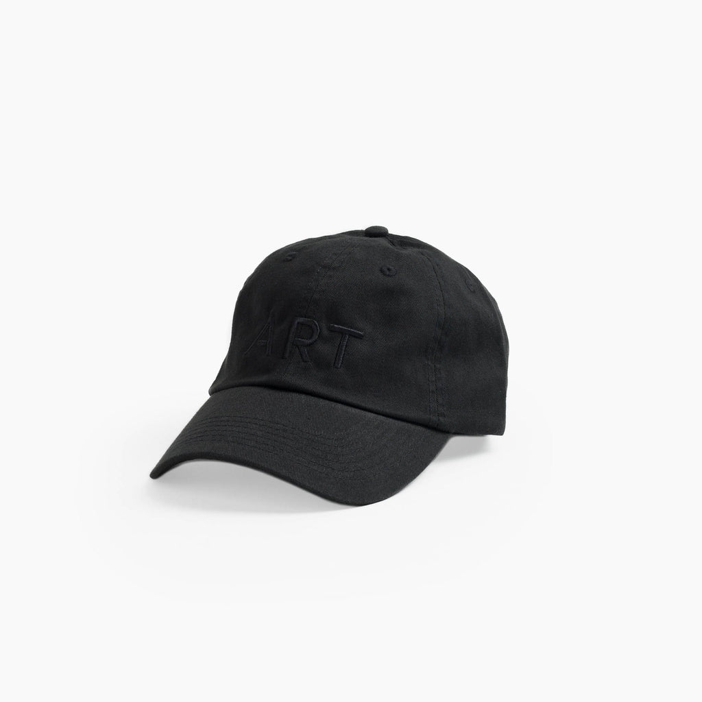 Art Everyday Cap in Black