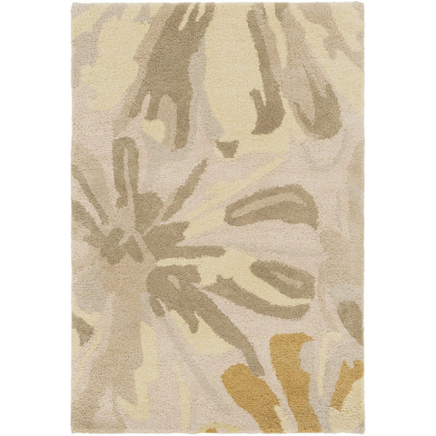 Athena ATH-5071 Hand Tufted Rug in Lime & Butter by Surya