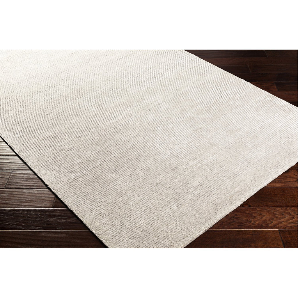 Austin AUS-2301 Hand Tufted Rug in Light Gray by Surya